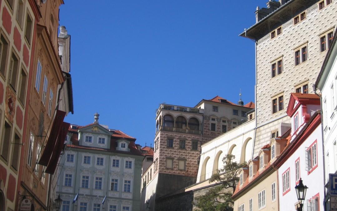 1 RP Prague