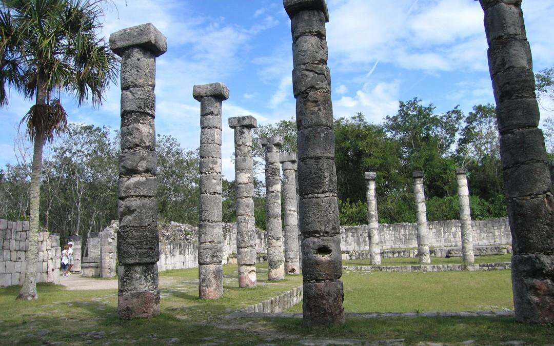 4 Mexique,Yucatan, Chichen Itza