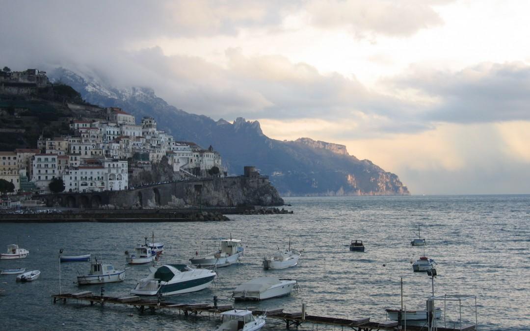 7 Italie, Cote Amalfitaine