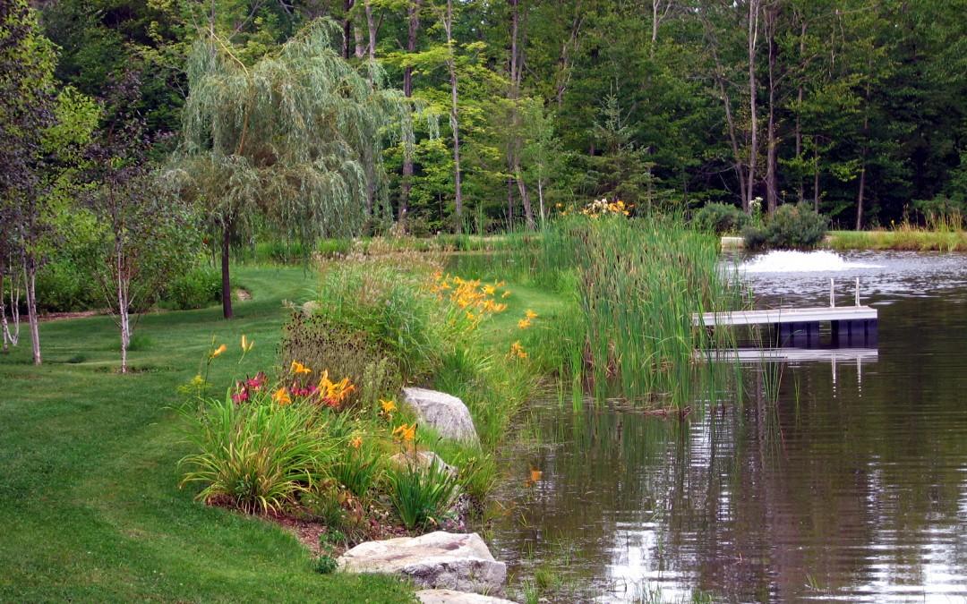 4 Dunham lac et refuge saule FAIT