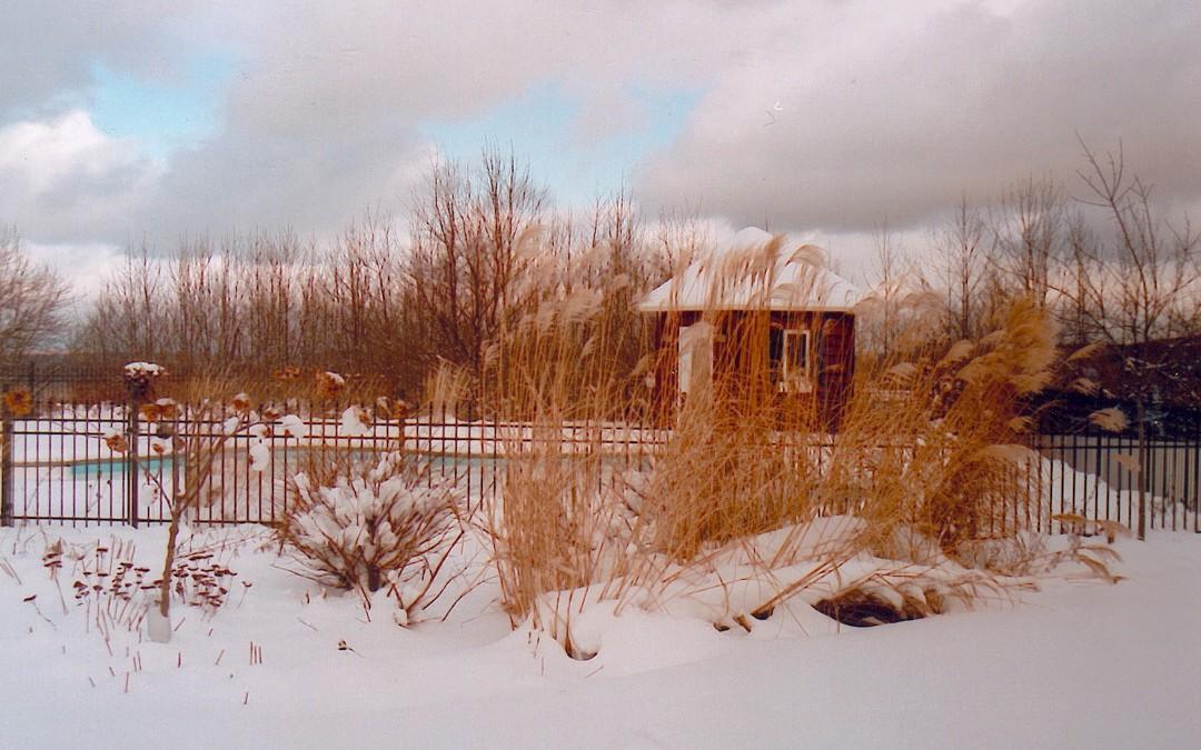 6 Dunham niveau piscine  hiver 2001